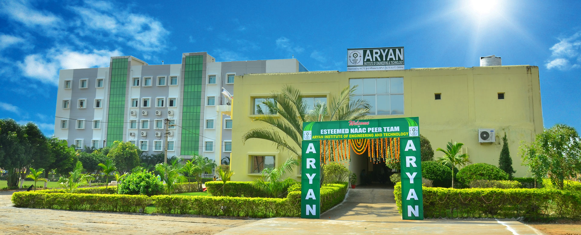 aryan banner